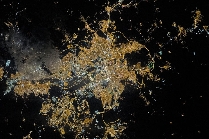 Ankara at Night - selected image