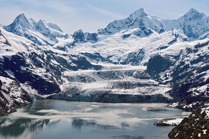 Johns Hopkins Glacier - selected image