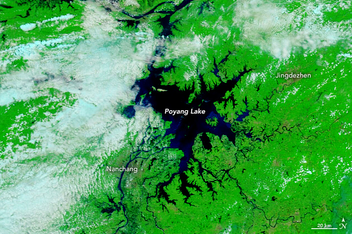 Poyang Lake Extremes - related image preview