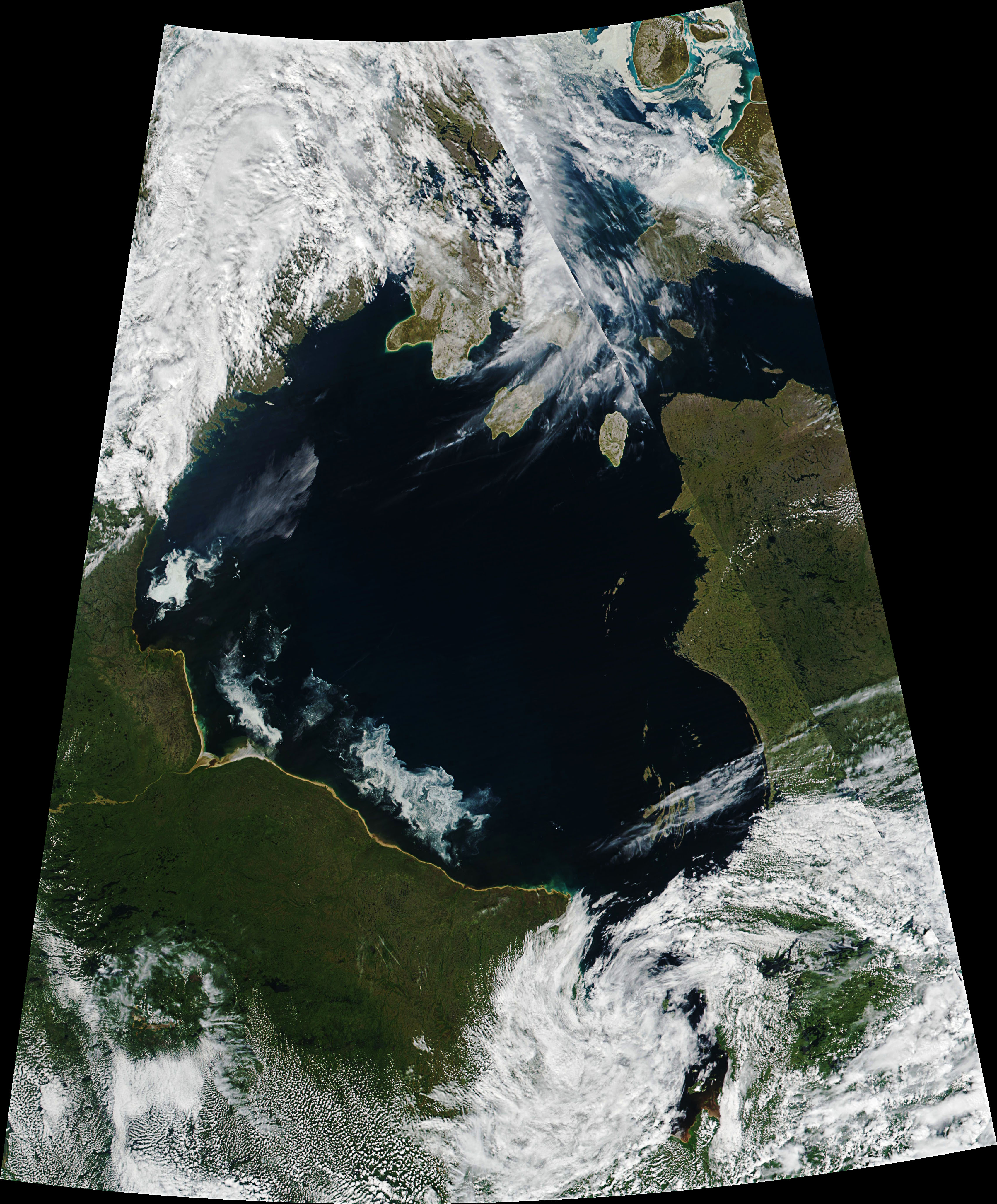 Hunting for Ice on Hudson Bay - related image preview