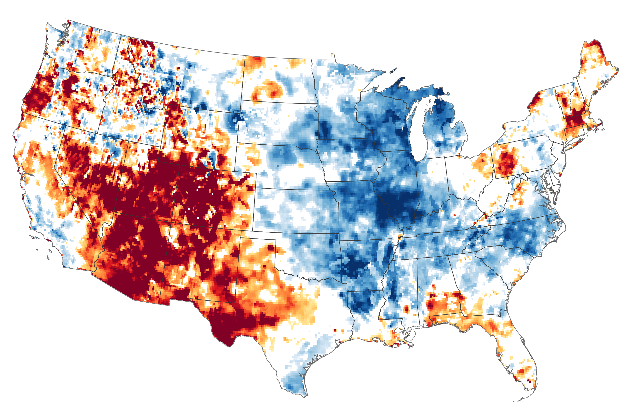 A Third of the U.S. Faces Drought - related image preview