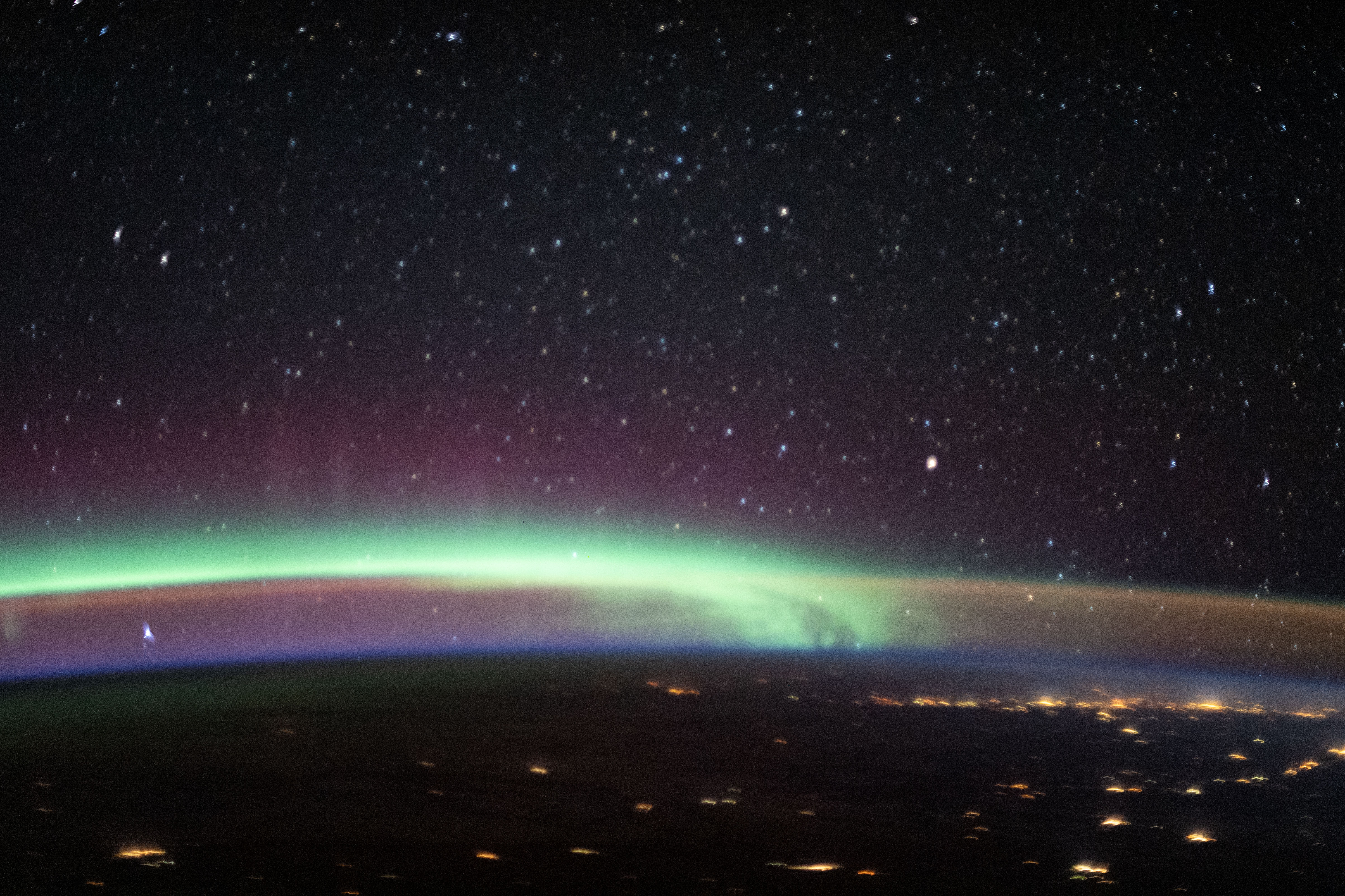 Aurora, Meet Airglow - related image preview