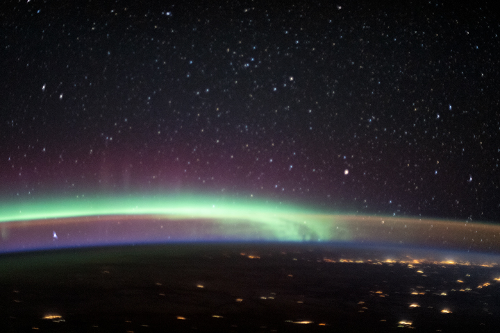 Aurora, Meet Airglow