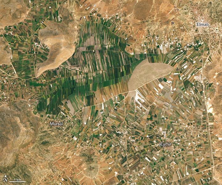 Farming in Turkey's Mountains