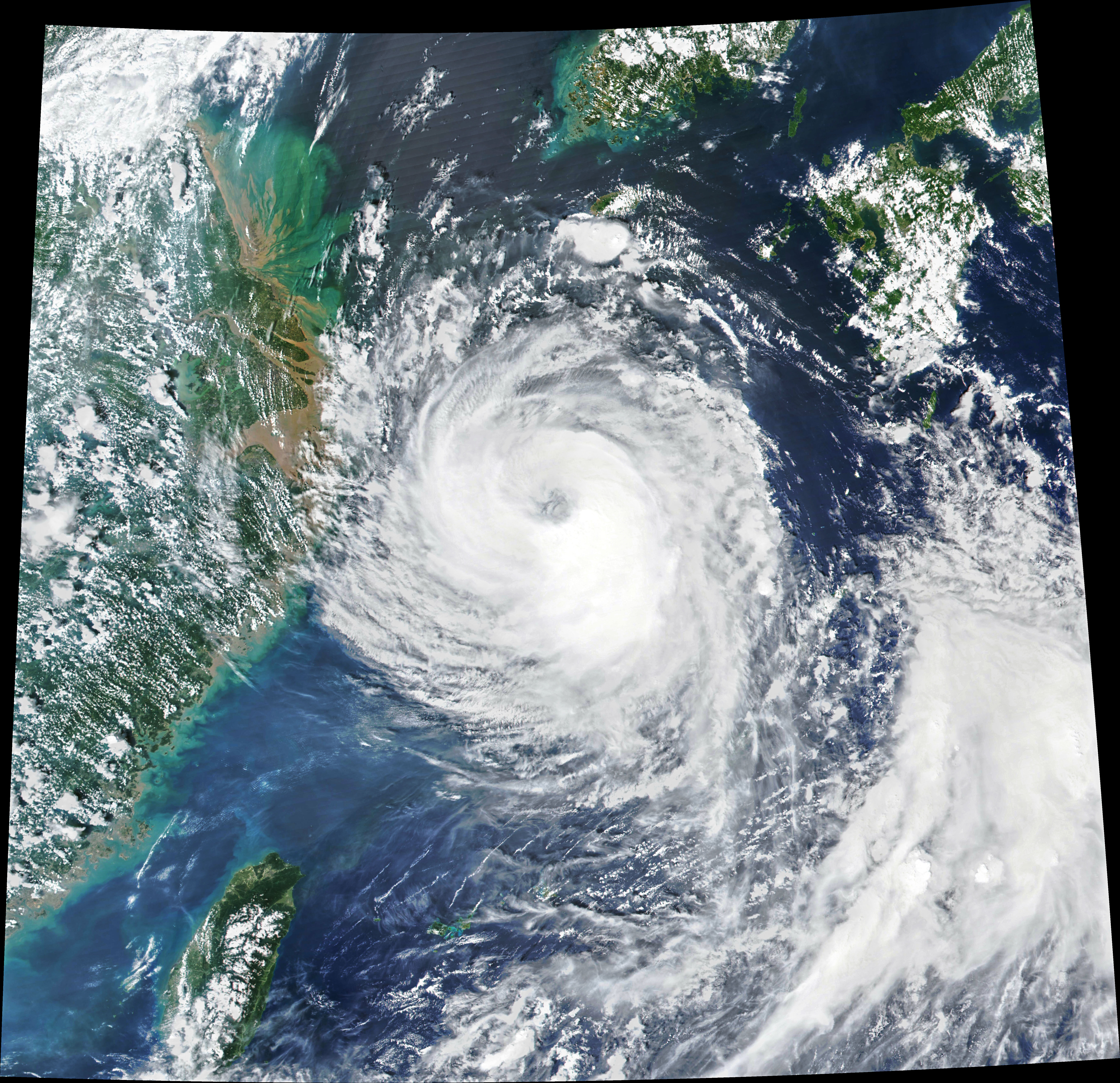 Typhoon Bavi Approaches Korean Peninsula - related image preview
