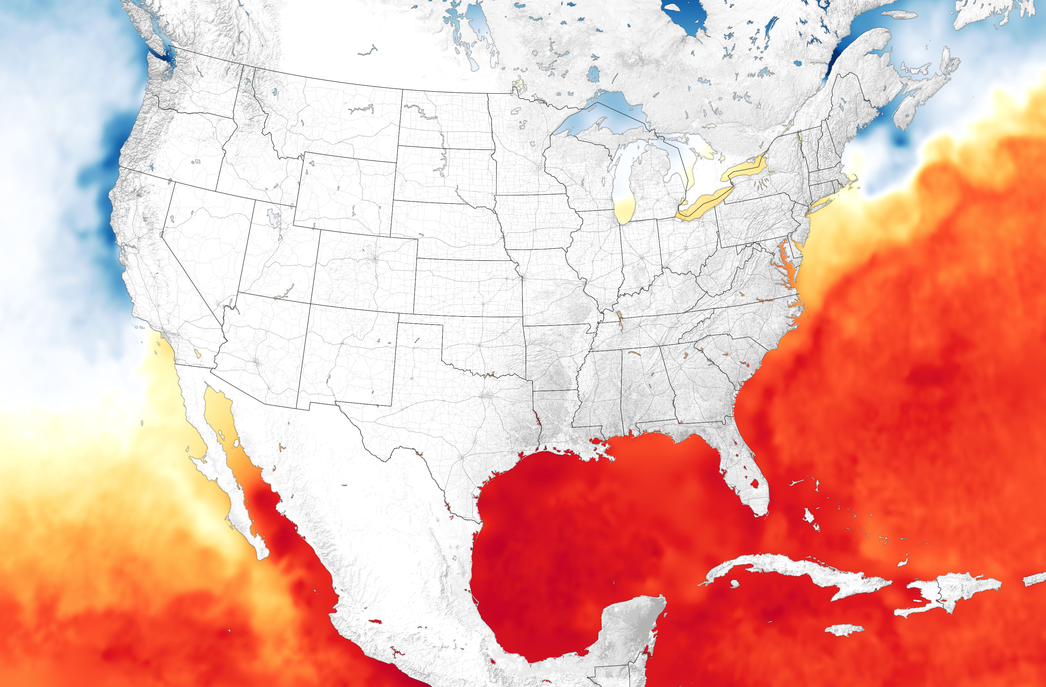 A Dangerous Storm Nears the Gulf Coast - related image preview