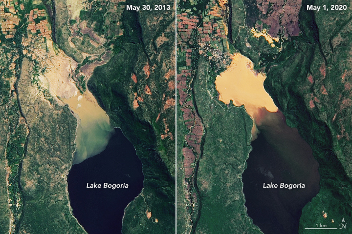 Rising Waters on Kenya's Great Rift Valley Lakes - related image preview