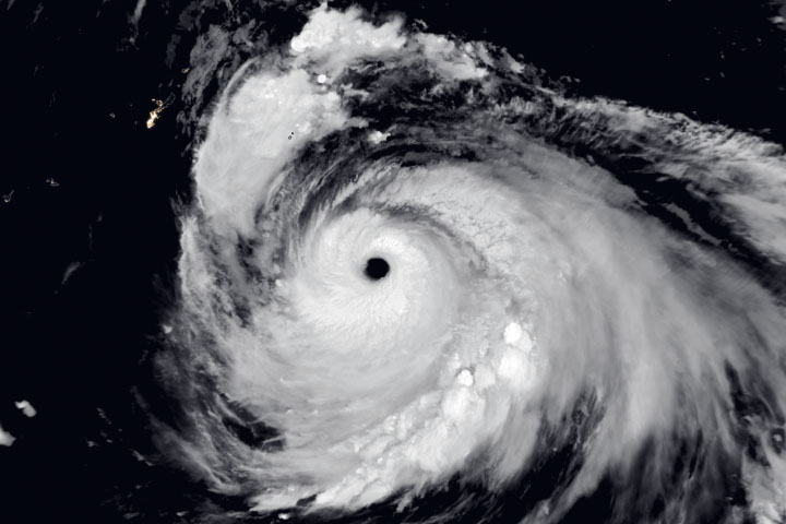 Super Typhoon Haishen - selected image