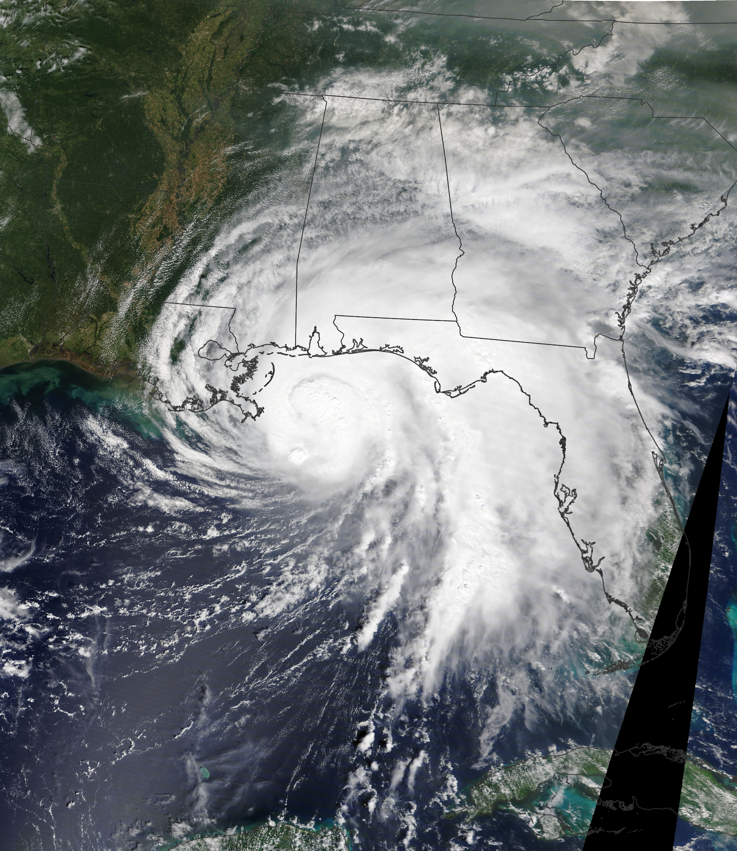 Sally Slowly Approaches the Gulf Coast - related image preview