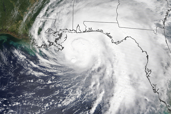 Sally Slowly Approaches the Gulf Coast - selected image