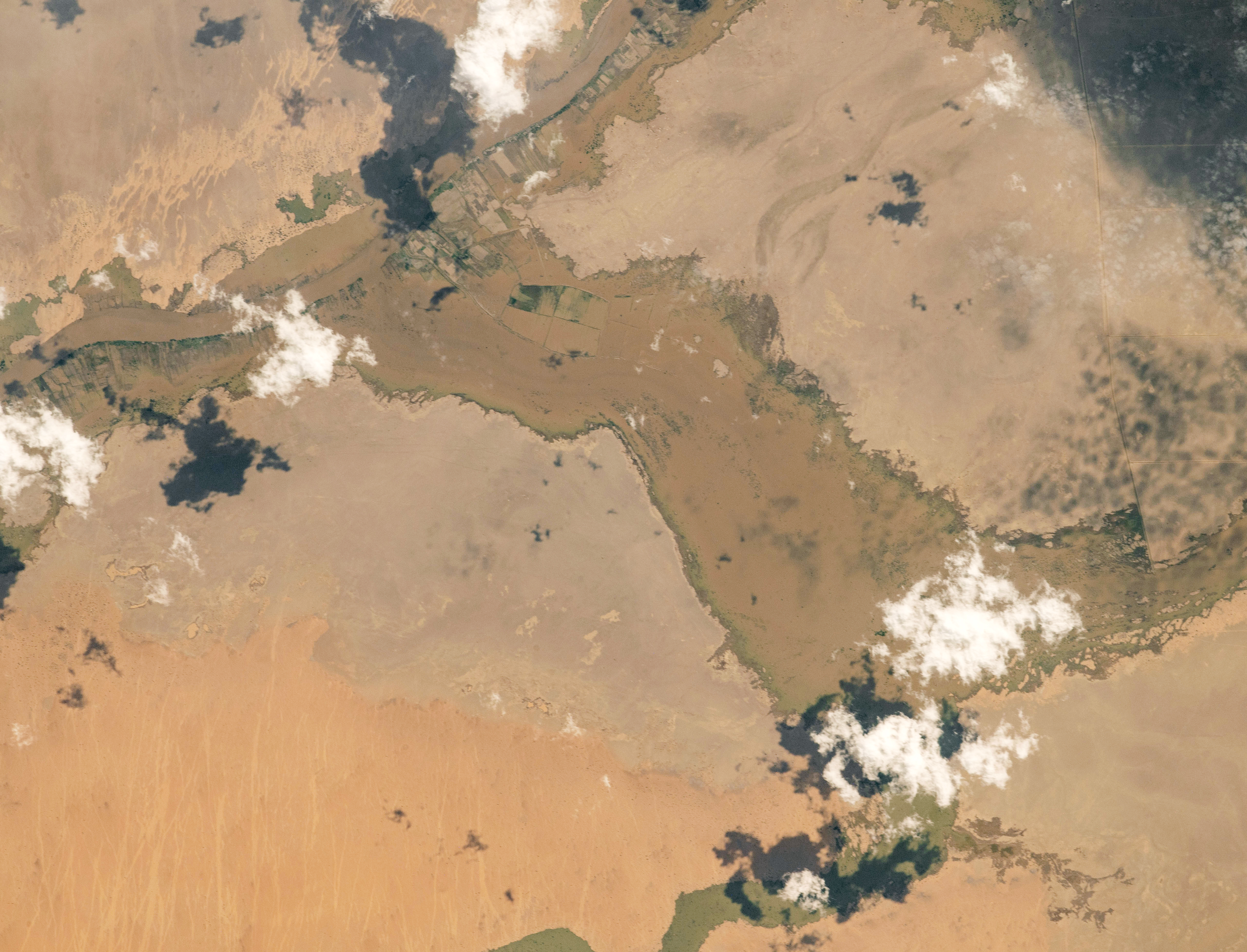 Record Flooding in Sudan - related image preview