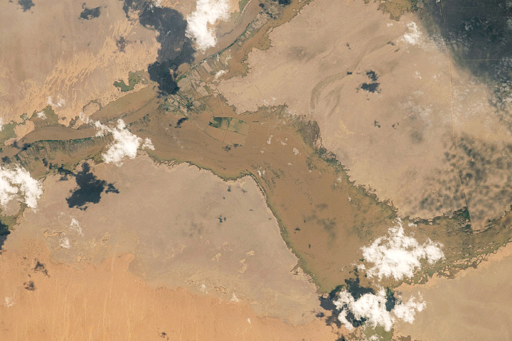Record Flooding in Sudan