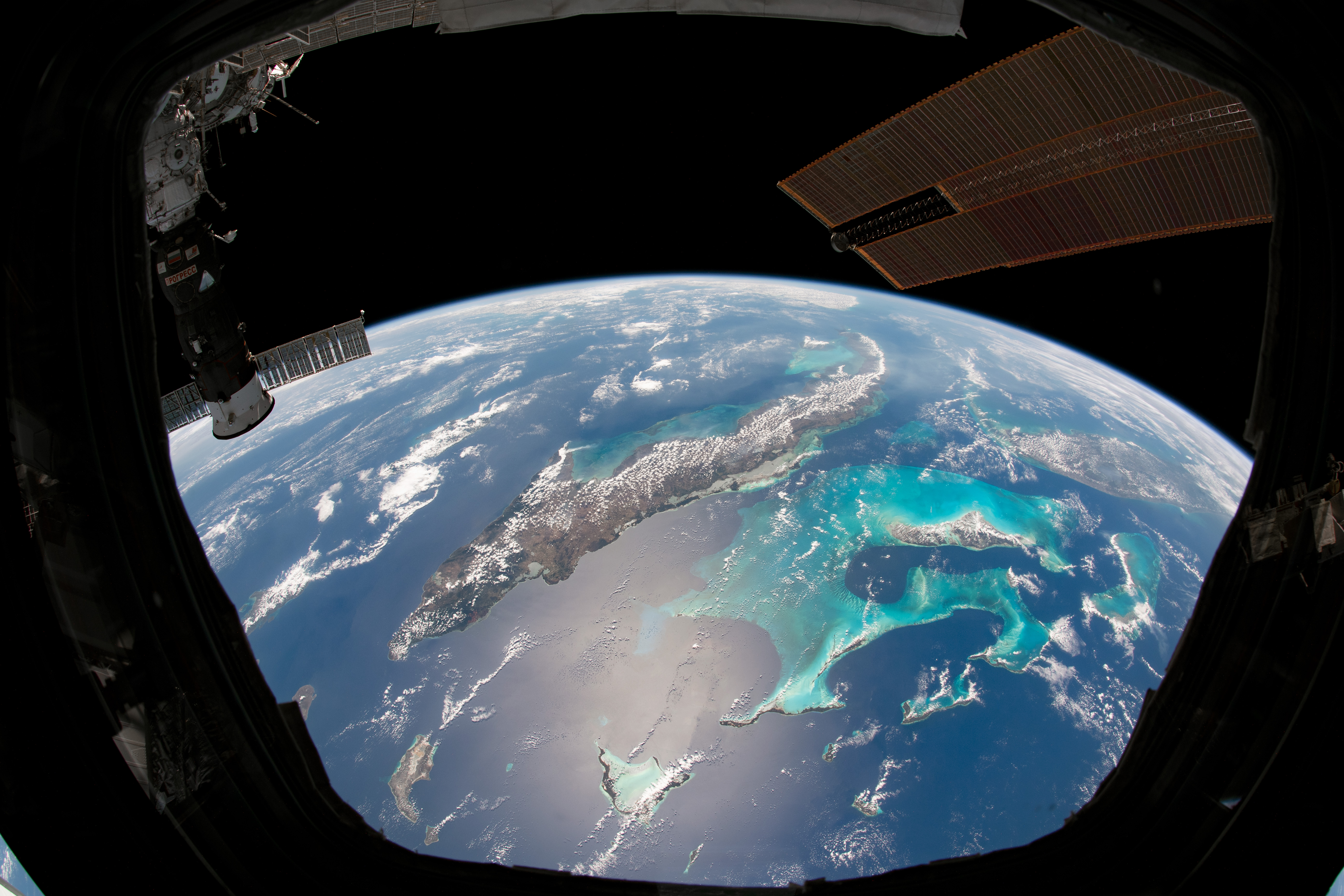 Cupola Over the Caribbean - related image preview