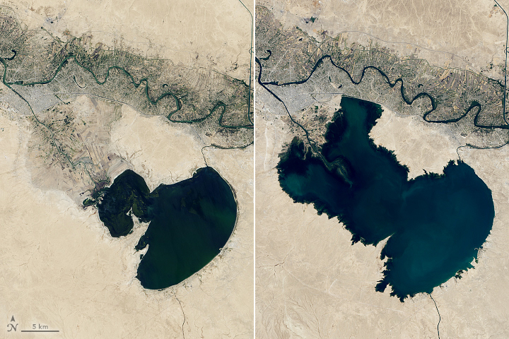 Iraq Lakes Bounce Back - related image preview