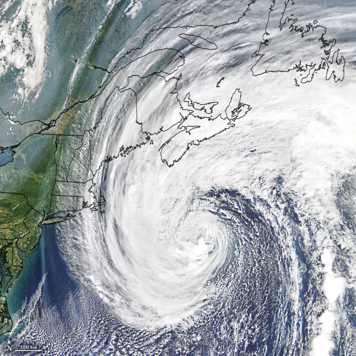 Hurricane Teddy Approaches Nova Scotia - related image preview