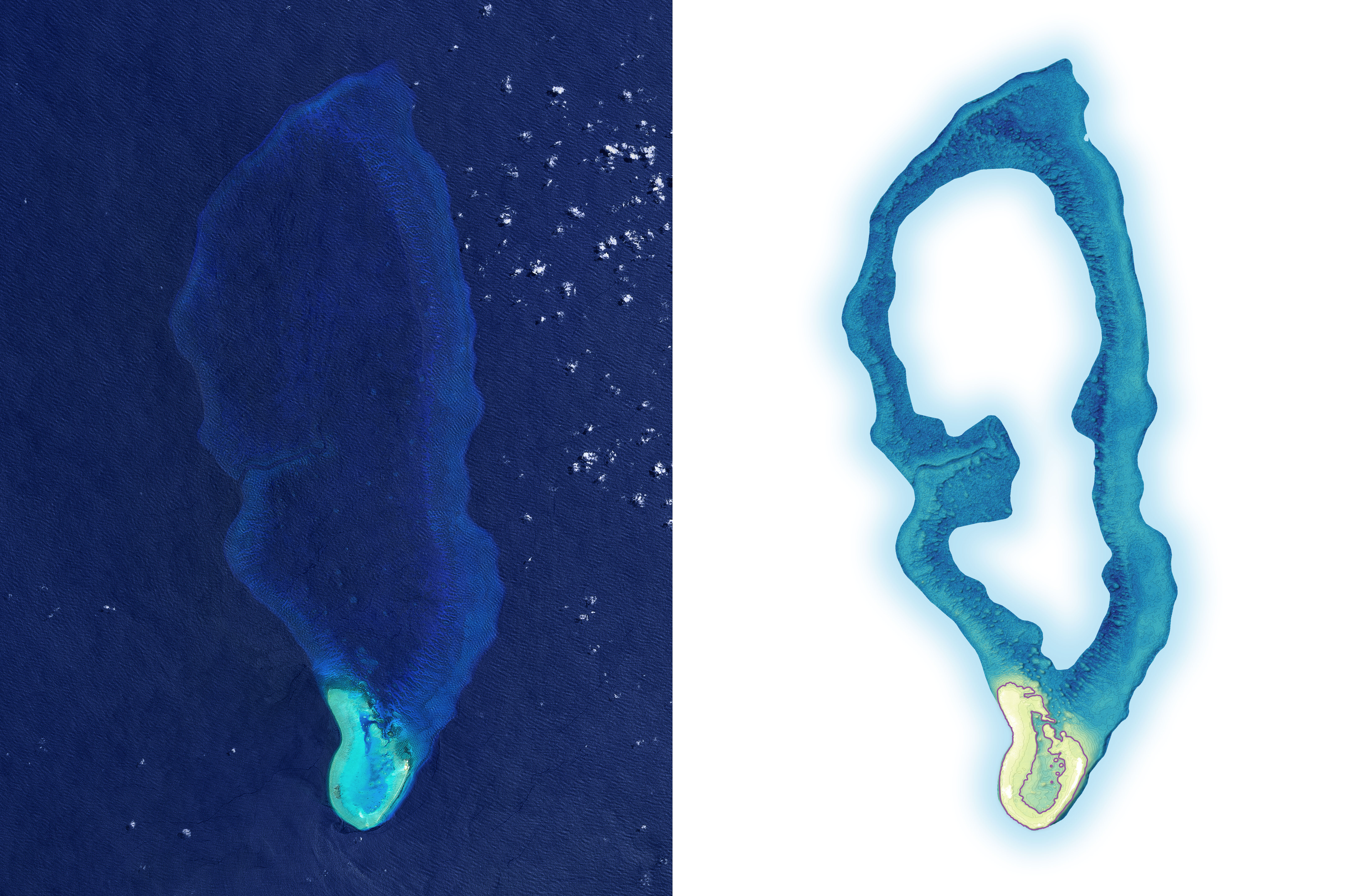 Mapping Shallow Seafloors - related image preview