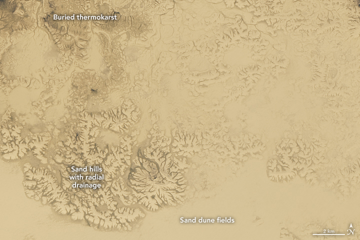 Sandy Plains in the Arctic - related image preview