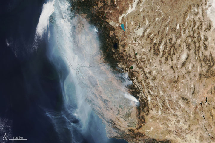 California's Nightmare Fire Season Continues - related image preview