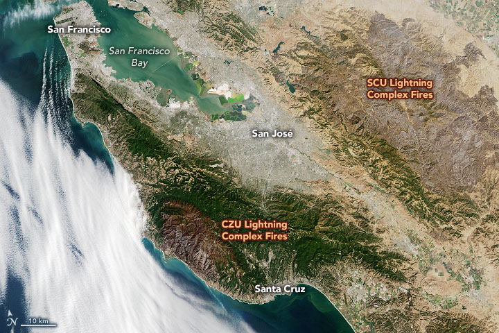 Assessing California Fire Scars - related image preview