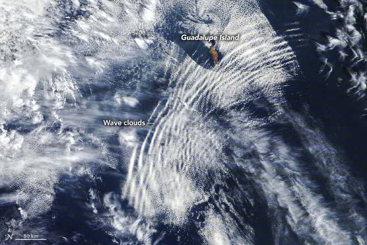 The Undulations of Wave Clouds - related image preview