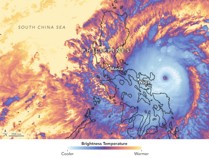 Devastating Storm Hits the Philippines - related image preview