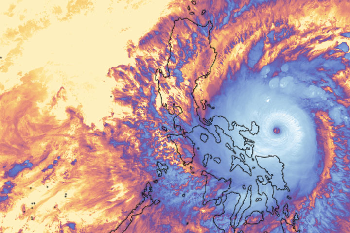 Devastating Storm Hits the Philippines - selected image