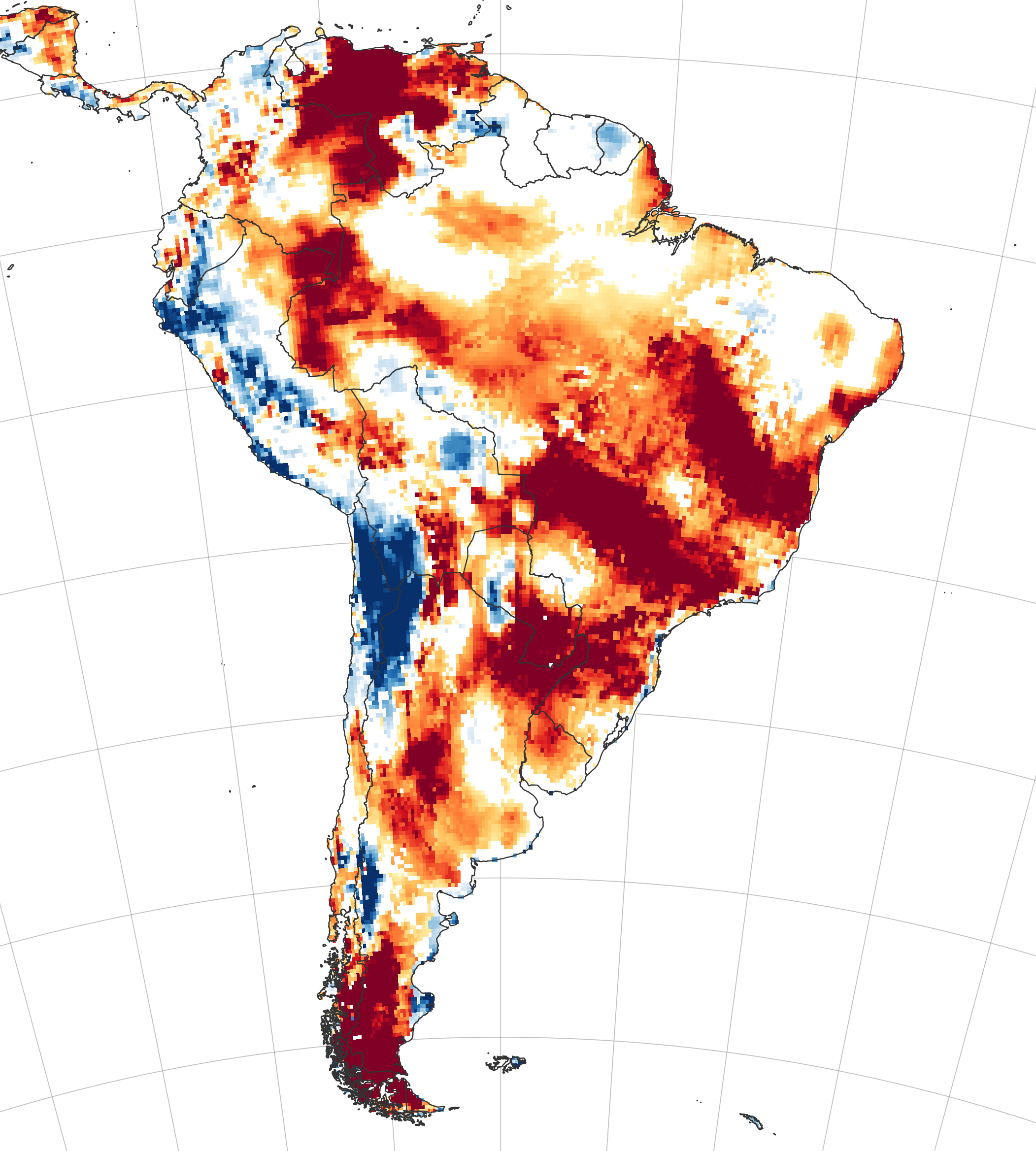 Severe Drought in South America - related image preview
