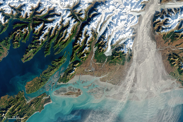 Copper River Valley Dust Cloud - related image preview