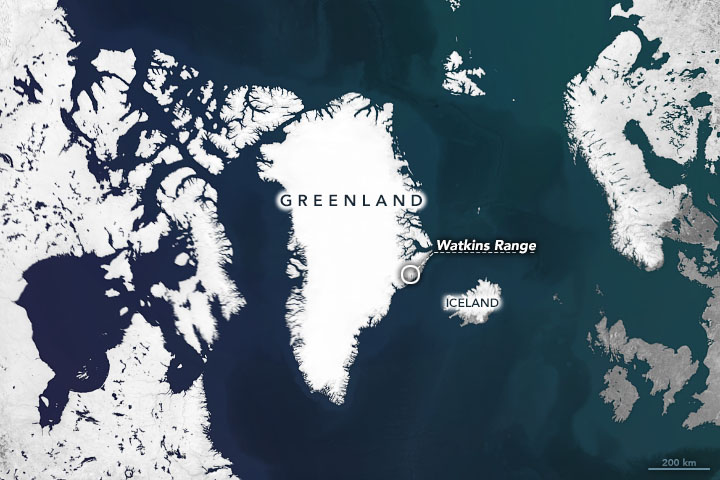 Shedding Light on Greenland - related image preview