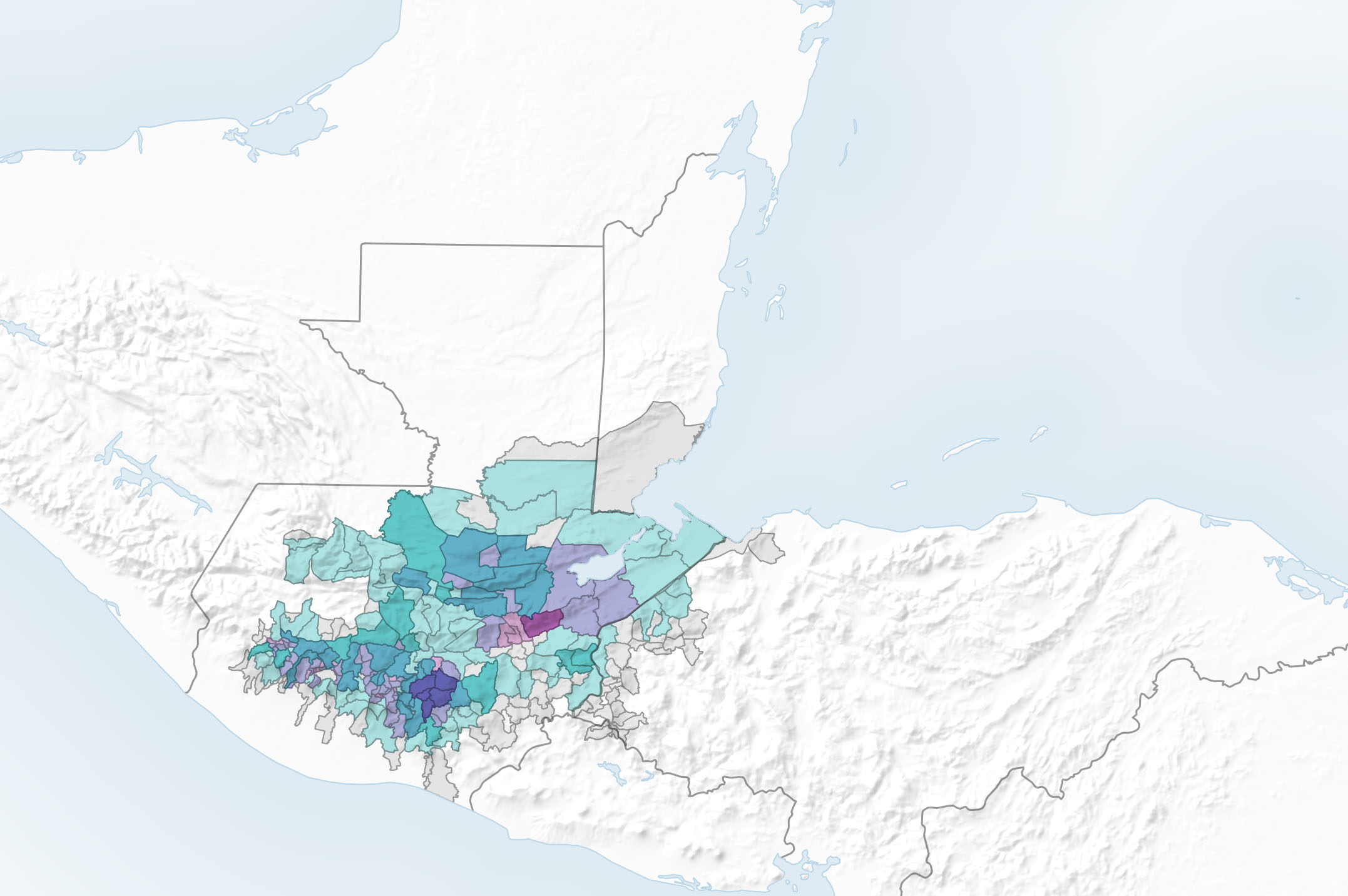 Mapping Landslide Hazards in Central America - related image preview