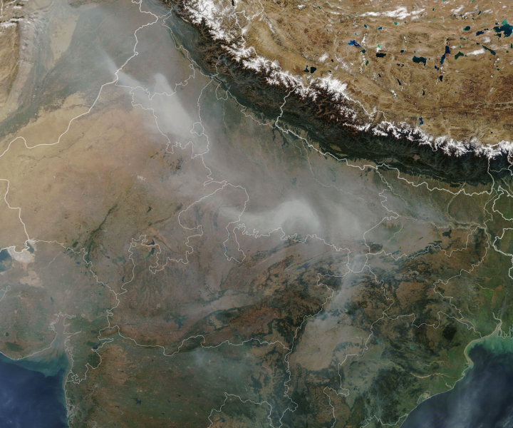 A Busy Season for Crop Fires in Northwestern India - related image preview