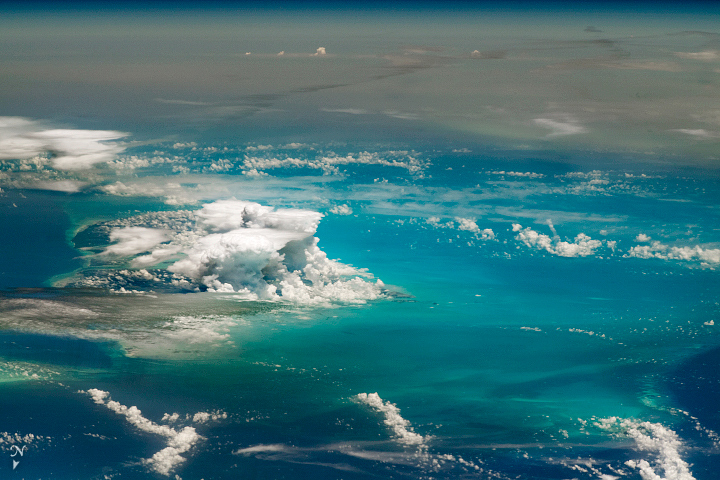 African Dust Plume Blankets the Caribbean - related image preview