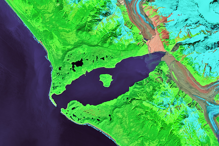 Lituya Bay's Apocalyptic Wave