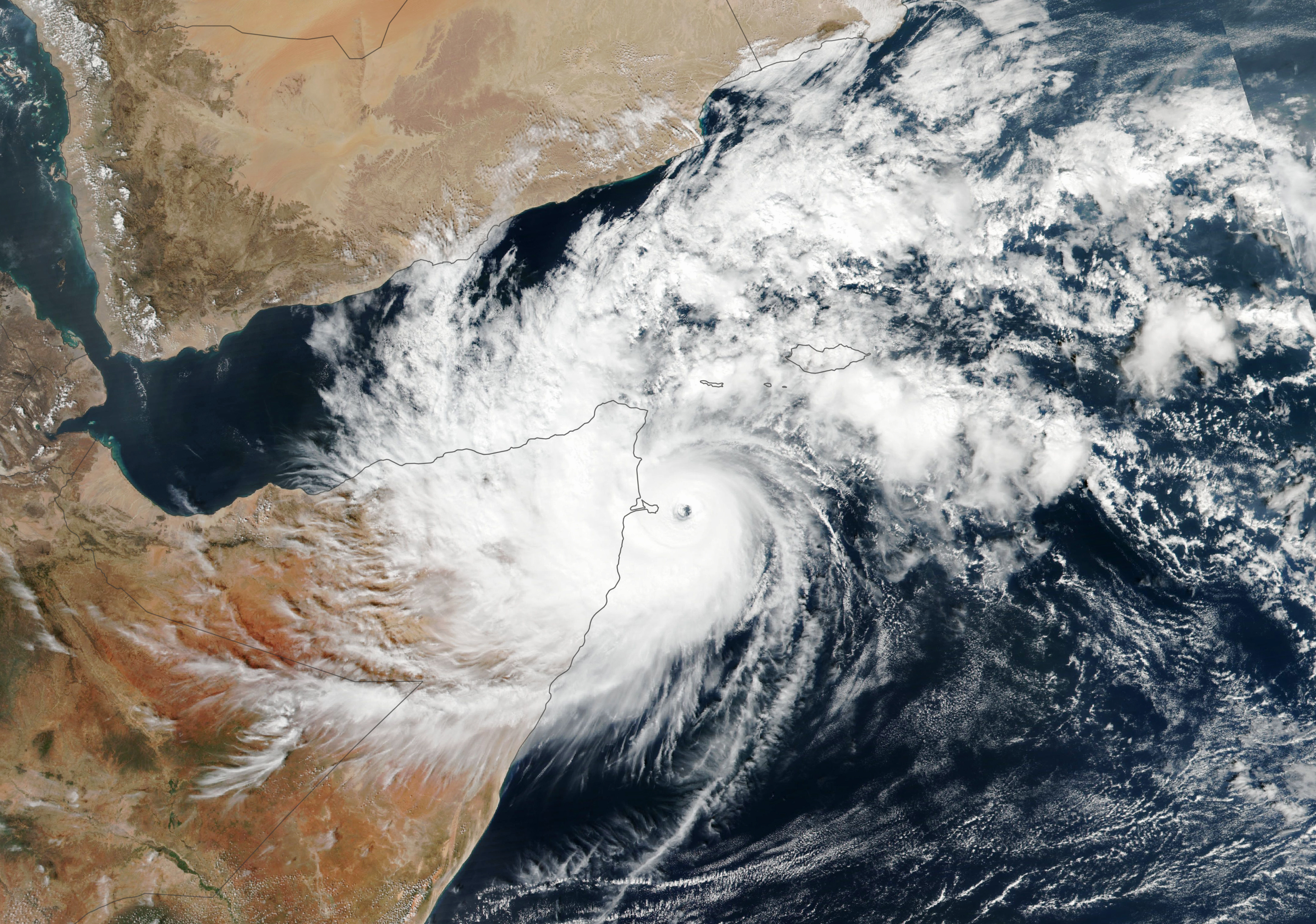 Gati Makes Historic Landfall in Somalia - related image preview