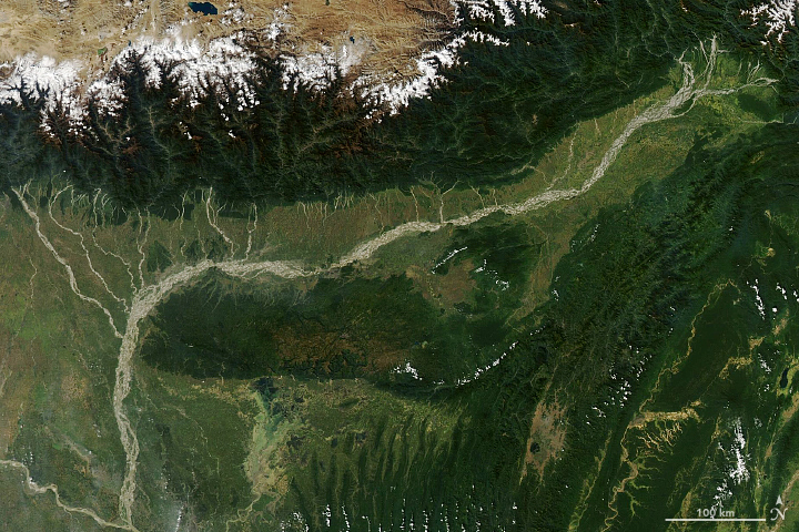 The Braided Brahmaputra - related image preview