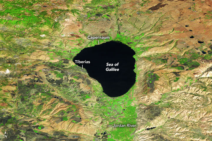 Sea of Galilee - related image preview