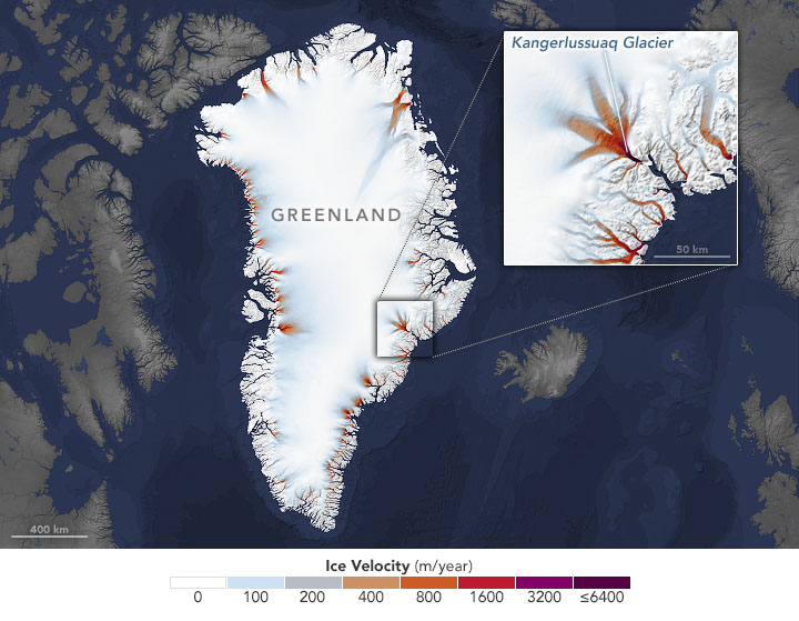 Shrinking Margins of Greenland - related image preview