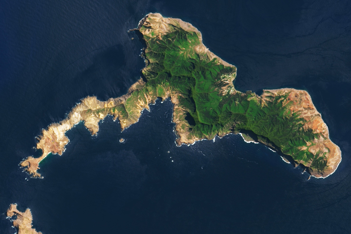 Robinson Crusoe Island - selected image