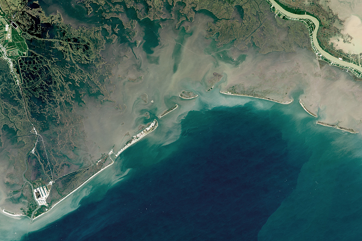 Reshaping Coastal Louisiana