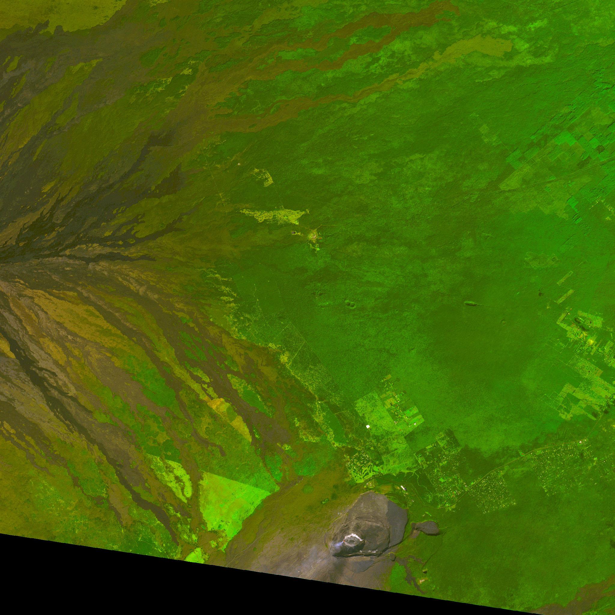 Kilauea's Lava Lake Returns - related image preview
