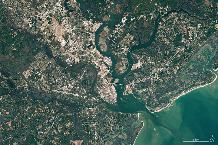 Rising Seas in Charleston - related image preview