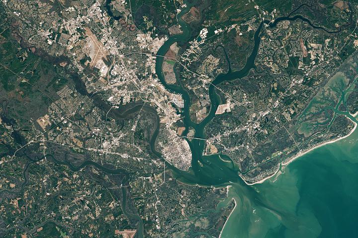 Rising Seas in Charleston - selected image