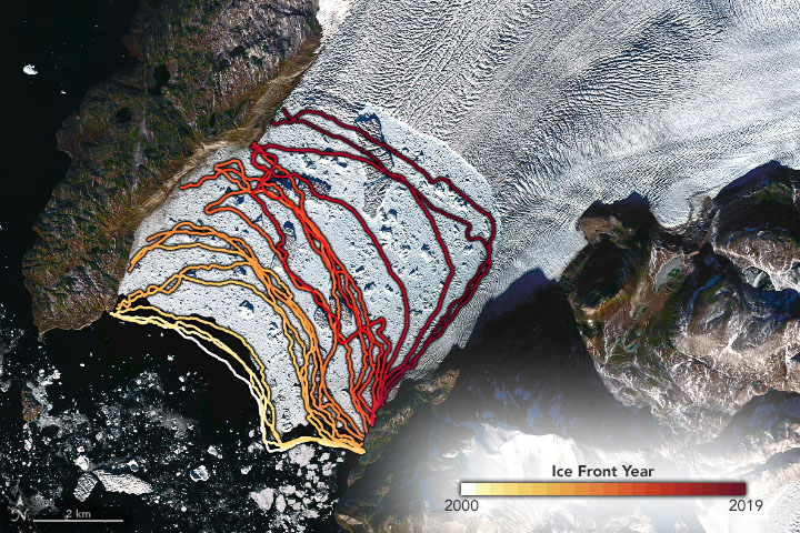 Undercutting Sverdrup Glacier - related image preview