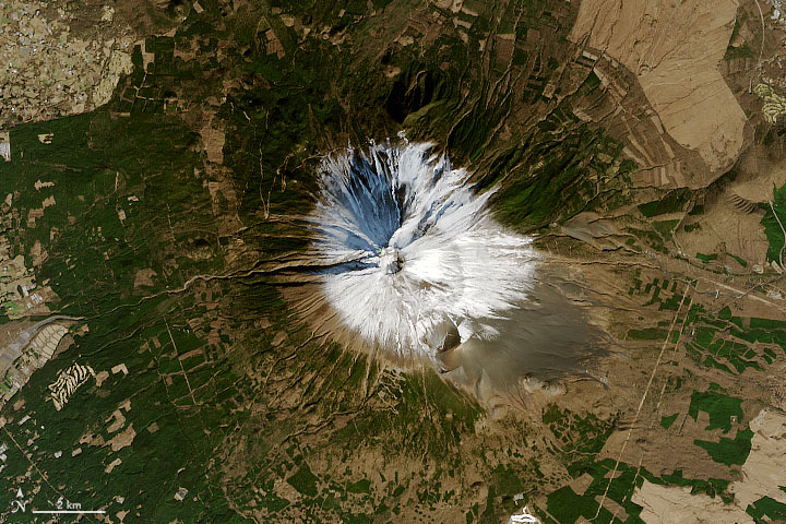 Mount Fuji's Missing Snow - related image preview