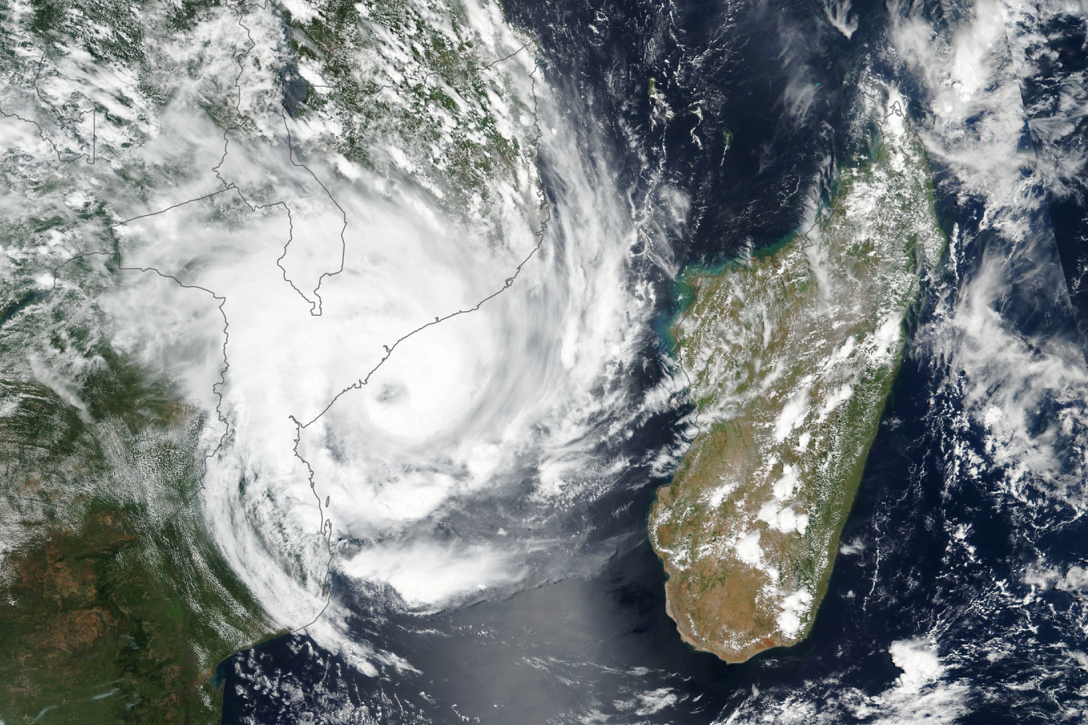 Tropical Cyclone Eloise - related image preview