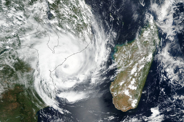 Tropical Cyclone Eloise