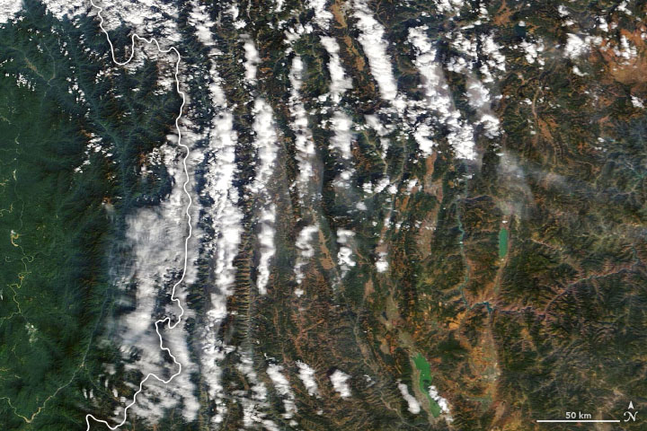 Cloudy Ridges in Yunnan - related image preview