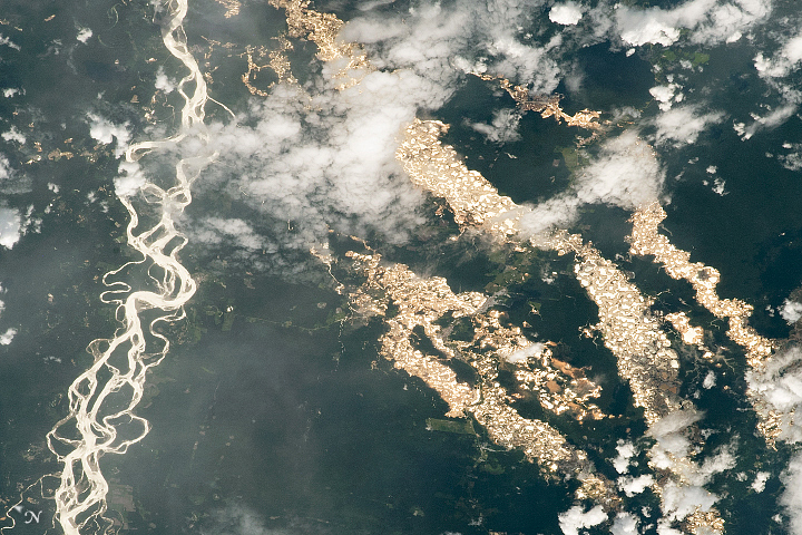 Gold Rush in the Peruvian Amazon - related image preview