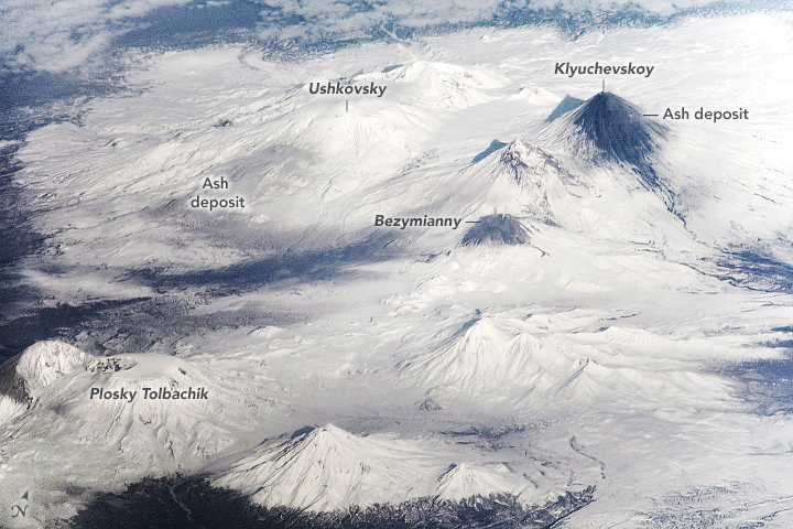 Hints of a Recent Eruption - related image preview