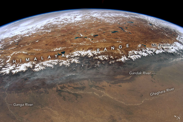 Himalayas, Near and Far